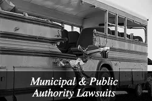 Municipal & Public Authority Lawsuits